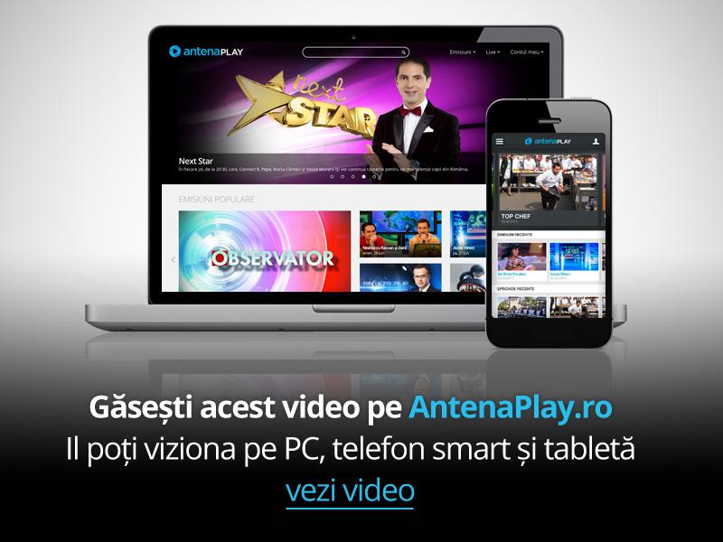 Gasesti acest video pe AntenaPlay.ro.