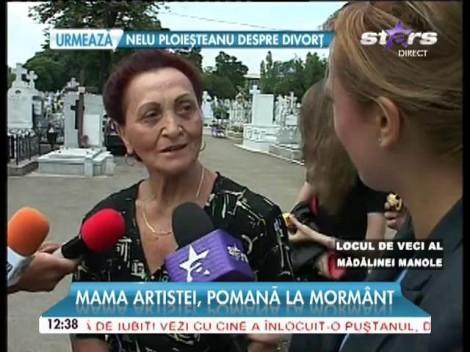 """Cinci ani fără """"fata cu părul de foc""""! Ce s-a întâmplat la mormântul Mădălinei Manole"""
