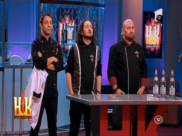 După o relaxare de CINCI stele, concurenții se întrec din nou în bucătărie! Uite cine câștigă proba!