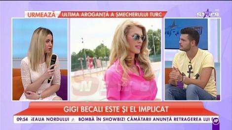 Cristi Borcea și Alina Vidican s-au împăcat? Gest URIAȘ făcut pentru fosta soție: Pelinel plânge cu lacrimi amare