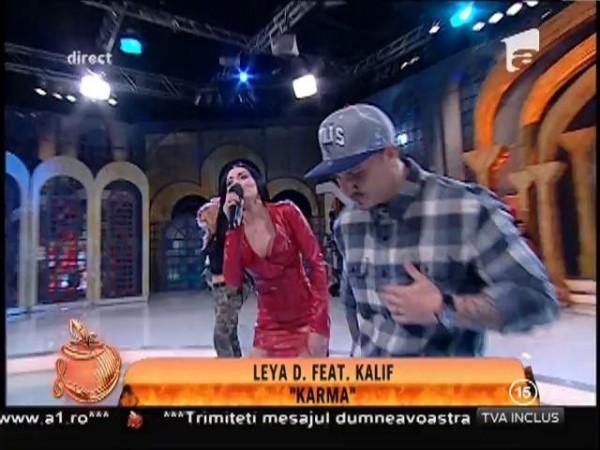 """Videoclip! Leya D. feat. Kalif - """"Karma"""""""