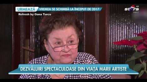 Cum l-a salvat Tamara Buciuceanu Botez de la moarte pe tatăl ei