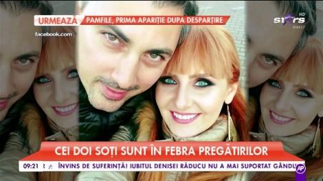 Alina Sorescu și Alexandru Ciucu vor să se mute în casă nouă