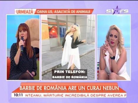 Barbie de România, decizie fără precedent. Blonda vrea să-și opereze obrajii!