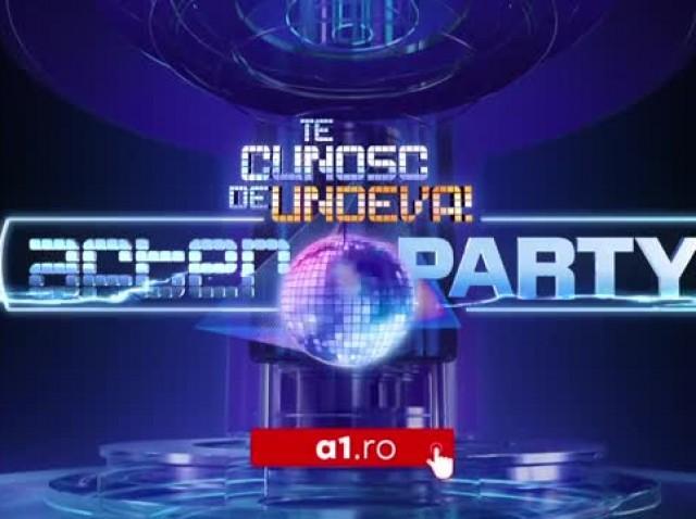 Dorian Popa prezintă Te Cunosc de Undeva! After Party, episodul 1. Hai să vezi cele mai tari faze din culise
