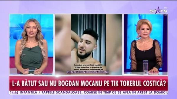 Ce s-a întâmplat între Bogdan Mocanu și Costică roșcovanul. Declarațiile artistului despre acuzațiile de violență