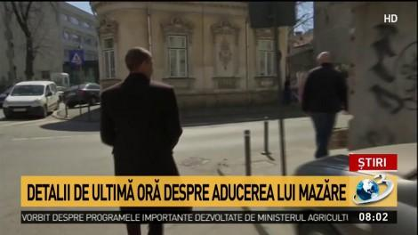 Radu Mazăre va fi adus luni în țără. Fostul primar al Constanței se află deja în custodia Poliției Române