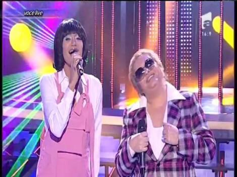 Moment MEMORABIL! Viorica și Margherita din Clejani au fost pentru o seară Elton John și Kiki Dee!