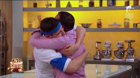 Apariții neașteptate și lacrimi de emoție! Cine îi va ajuta pe bucătari în noua probă?