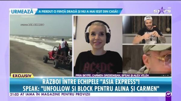 Alex Velea a dezvăluit ce a făcut după eliminarea din Asia Express, sezonul 3. S-a închis în casă cu Antonia!