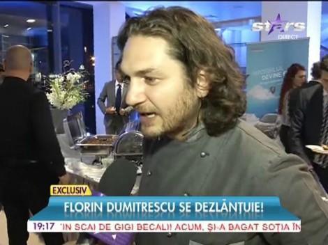 Chef Florin Dumitrescu face minuni în bucătărie! Juratul Hell's Kitchen ne demonstrează încă o dată că este un profesionist!