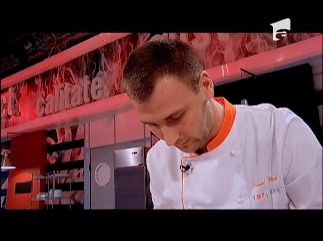 """""""Bucătar talentat, om sufletist, foarte bun, e ordonat...neamț în bucătărie!"""" Caracterizarea lui Daniel Grosu"""