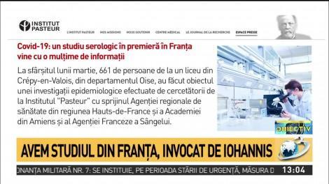 """Ce conţine studiul din Franţa, invocat de Iohannis. Francezii sunt foc și pară: """"Despre ce vorbește președintele român?"""""""