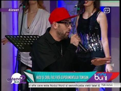 """E PETREcere în doi: CRBL şi Aurelian Temişan, duet de senzaţie la """"Răi da' Buni"""""""