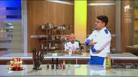 """Bătălie de zile mari în bucătăria de la """"Chefi la cuțite""""! Aceasta este proba care va trimite un concurent acasă!"""