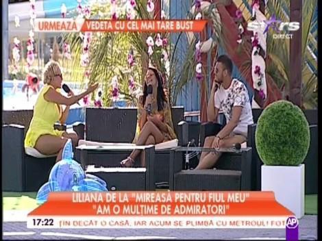 """Liliana, fostă concurentă de la """"Mireasă pentru fiul meu"""" a dezvăluit: """"Am probleme de sănătate!"""""""