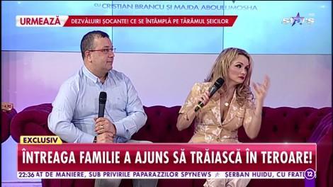 """Amalia Bellantoni a răbufnit! Copiii ei trăiesc în teroare: """"Infectule, pleacă la tine acasă!"""""""