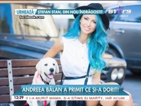 Andreea Bălan are un nou iubit! Mesajul care a dat-o de gol pe frumoasa artistă