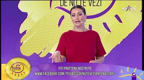 """Probleme pentru Gabriela Cristea, în direct! Prezentatoarea TV şi-a început emisiunea cum nu se putea mai rău: """"Cineva s-a uitat urât la mine"""""""