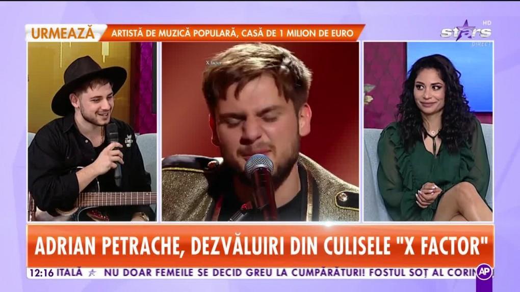 """Adrian Petrache a vorbit despre cele mai frumoase momente de la """"X Factor"""". Cât de mult i-a schimbat viața emisiunea"""