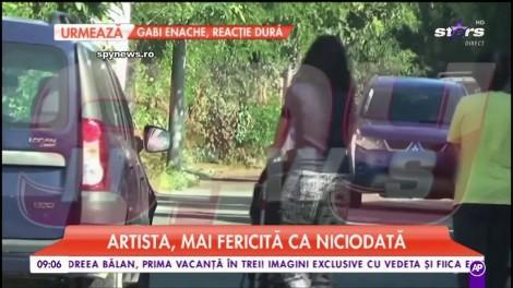"""Jurata """"Te cunosc de undeva!"""", în fața unui vis împlinit! Andreea Bălan, prima vacanță cu fetița sa, Ella!"""