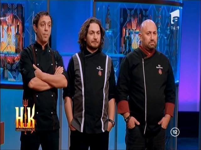Au început să tremure când au văzut cine intră în bucătărie! Concurenții primesc o nouă provocare!