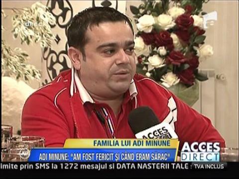 Adrian Minune Canta La Nasteri Botezuri Nunti Inmormantari Dar