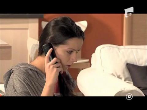 Angela la ajutat pe Cristian sa evadeze din inchisoare