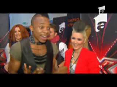 concurentii X Factor extrem de fericiti