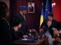 Traian Basescu isi da demisia! Nicusor, noul presedinte al Romaniei