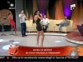 Daniela Crudu canta live: Quero Tchu Tcha Tcha