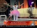 Ioana Popescu danseaza balet