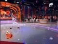 Elvis de Romania canta la Un show pacatos