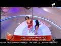 Bonita si Ioana Tufar, dans exotic la bara