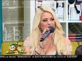 "Roxana Nemes, invitata la ""Neatza cu Razvan si Dani"""
