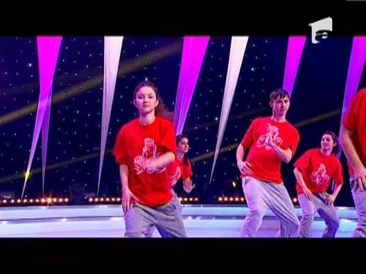 Romania Danseaza - episodul 1