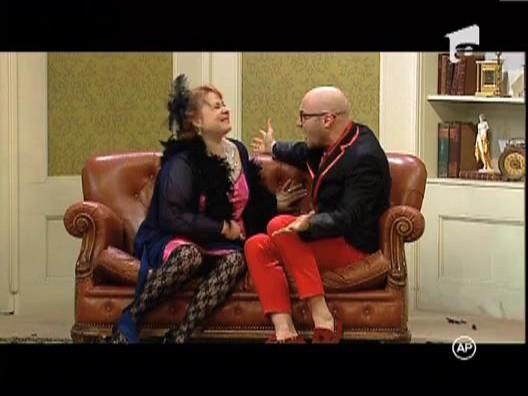 """TEATRU TV: """"Pijamale"""", o piesa cu aer de... Vegas!"""