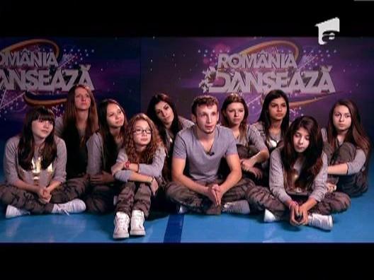 Romania Danseaza - episodul 3