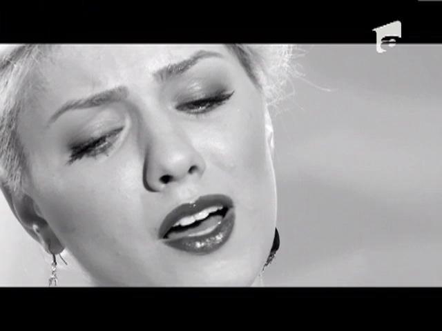"Emotionant! Ioana Anuta a cantat ""Suflet gol"", piesa Madalinei Manole"