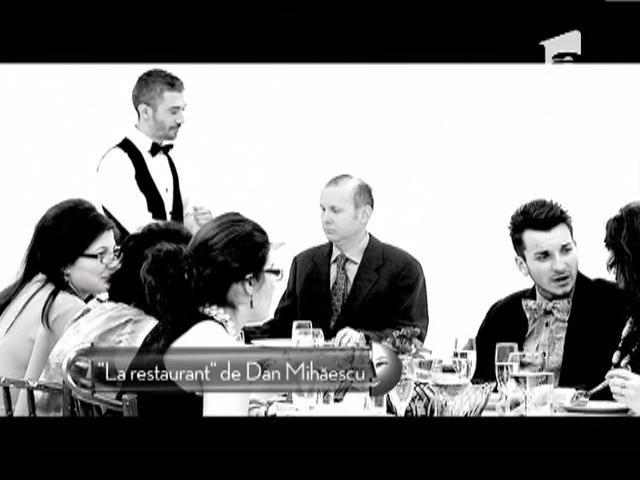 """""""La restaurant"""", adaptare dupa Dan Mihaescu"""