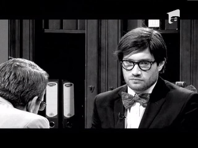 """""""Directorul horror"""" dupa Rowan Atkinson"""