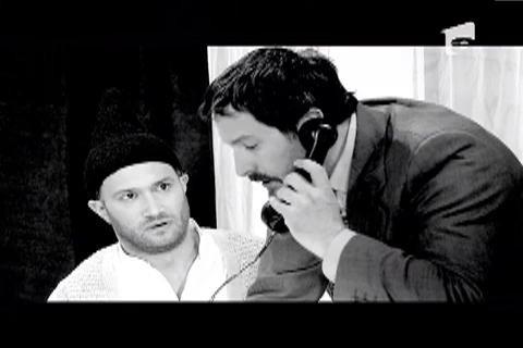 """""""Poveste cu saci"""", o scena comica de Dan Mihaescu"""