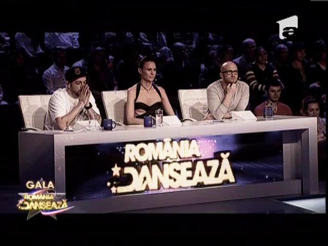 Romania Danseaza - A treia Gala