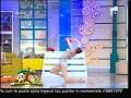Exercitii de gimnastica ritmica, la Neatza