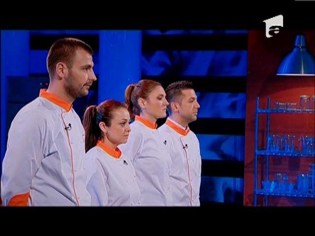 Mirela Ivașcu părăseşte competiţia Top Chef