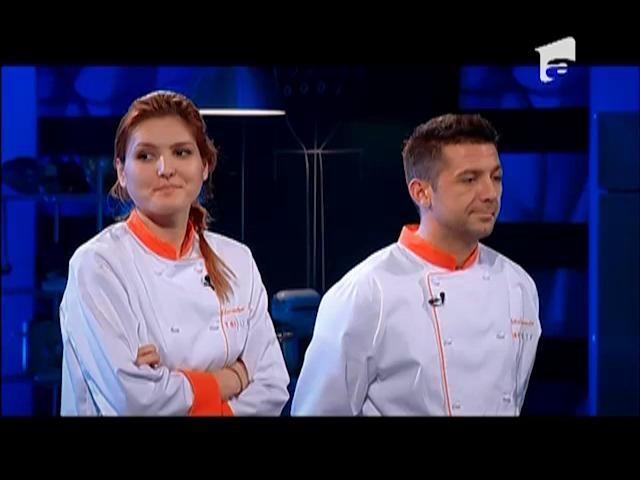 Alexandra Leon părăsește competiția Top Chef