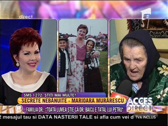 """Familia tatălui copilului Marioarei Murărescu: """"Sora lui s-a opus relaţiei cu Marioara"""""""