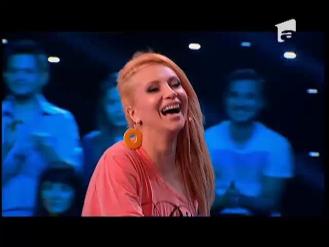 """Proba """"Agaţă şi fugi"""" este câştigată de echipa lui Cătălin Bordea"""
