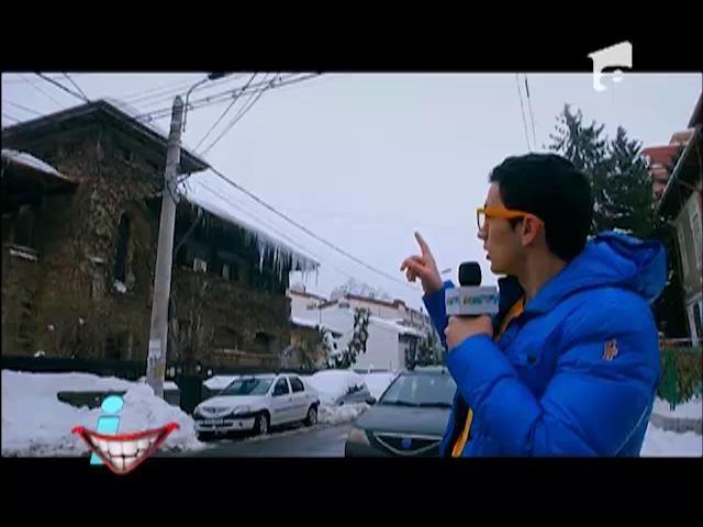 """Zăpada n-are nicio vină, o topeşte Domnul Rimă! Iată cum sună """"Balada Iernii"""""""