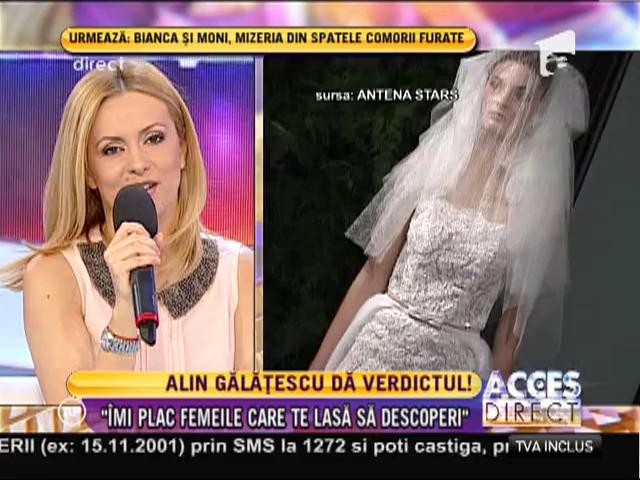 Alin Gălăţescu, cel mai feroce critic de modă